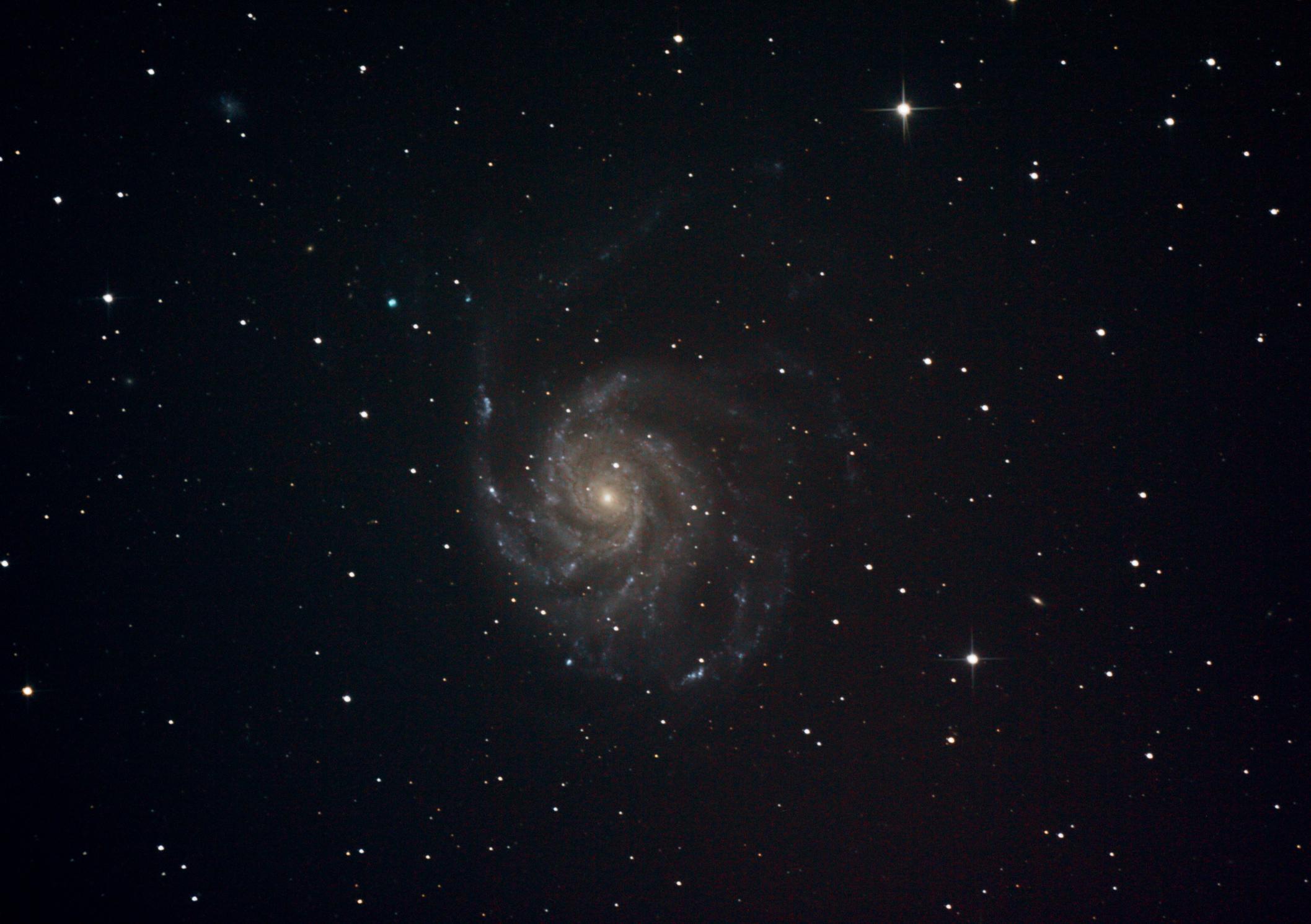 Galaxie M101