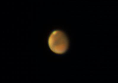 Mars, le 13-10-2018